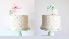 Unicorn Birthday Cake Toppers